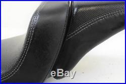 2014 Harley FXDF Dyna Fat Bob 103 OEM Full-Length Driver Seat Saddle 52000117