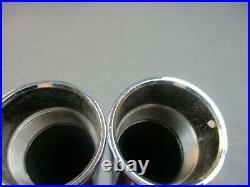 40 MM Fork Tubes 28 1/4 Inch Length Used fits Harley Davidson Models