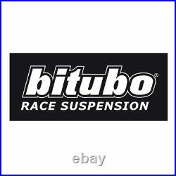 Amortisseurs Arrière Bitubo Hd007wme02v2 Harley Davidson Int. /length 260mm 0