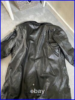 Authentic Harley Davidson Unique Womans 3/4 Length Jacket
