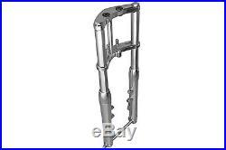 Billet 41mm Fork Assembly Stock Length, for Harley Davidson, by V-Twin