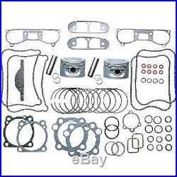 CYCLE CRAFT 13322A Big Bore Kit Stroke Length 3-13/16 / 3-13/16 Harley-Da