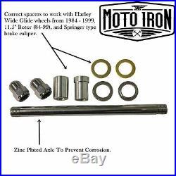 Chrome Springer Front End +4 Length Harley Davidson Sportster Bobber Chopper dna