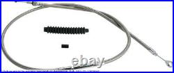 Clutch cable stainless steel standard length HARLEY DAVIDSON XL SPORTSTER C