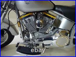 DeAgostini FLFSF 1/4 scale Harley Davidson Fat boy 6.5 KG 575mm in length Model