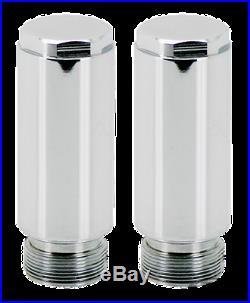 HARLEY-DAVIDSON FORK TUBE EXTENTIONS 49MM 50mm length