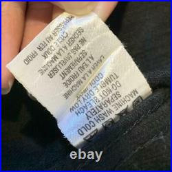 HARLEY-DAVIDSON short length corduroy jacket blouson size S men's black #M3790