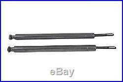 Hard Chrome 41mm Fork Tube Kit 21 Total Length for Harley Davidson by V-Twin