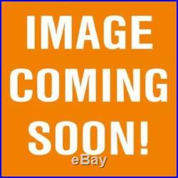 Harley 11-13 FL/FXS withABS Black Vinyl Brakeline Kit OEM Length