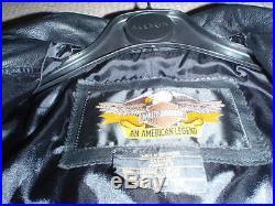 Harley Davidson Ladies/Women Knee Length Coat