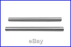 Harley Davidson Panhead Shovelhead Chopper 41mm Fork Tubes 26 Length 6 Over