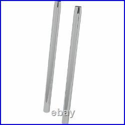 Harley, FX, FXE 73-77 Kayaba 35 mm fork tubes hard chrome, stock length