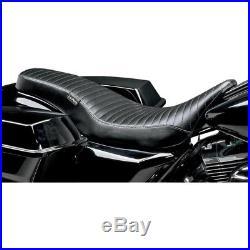 Harley Sitzbank Cobra Full-Length La Pera Touring 08-18