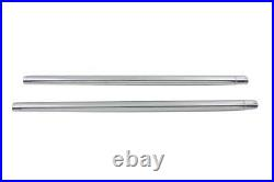 Harley, Sportster 57-72 33.4 mm fork tubes, hard chrome, stock length