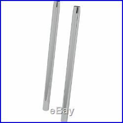 Harley, Sportster, 73-74 Kayaba 35 mm fork tubes, hard chrome, stock length