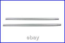 Harley, Super Glide75-83 Showa 35 mm fork tubes, hard chrome, stock length 23 1/4