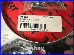 Joker Machine 04-20S Full Length Road King Chrome Harley Dash Tank 1999-2007