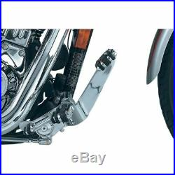 Kuryakyn 9063 Standard Length Forward Controls Harley Dyna 91-17 Chrome