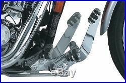 Kuryakyn 9064 Extended Length Forward Controls Harley Dyna 91-17 Chrome