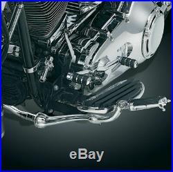 Kuryakyn Chrome Std Length Cruise Arm Mark IV For 2000-2017 Harley Softails 7840