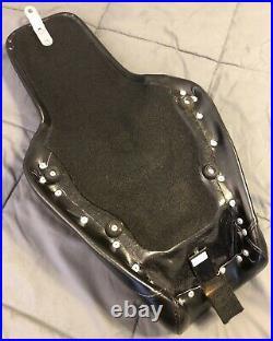 LePera Silhouette Full Length Seat for Harley Davidson Sportster Leather Custom