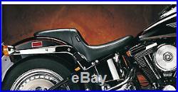 Le Pera Daytona Full Length Sport Seat Vinyl for Harley Davidson LN-540S