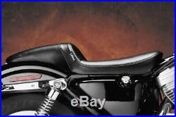 Le Pera Daytona Full Length Sport Seat Vinyl for Harley Davidson L-542S