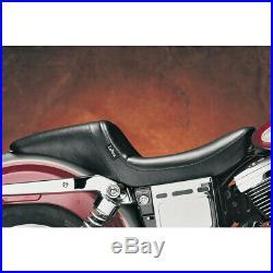 Le Pera Daytona Sport sella liscia Full-Length Harley Davidson Dyna 06-15