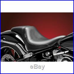 Le Pera LKB-540 Smooth Daytona Sport Full Length Seat Harley Breakout FXSB 13-1