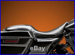 Le Pera Lepera Silhouette Full Length Seat 08-2018 Harley Touring Bagger Dresser