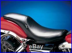 Le Pera Silhouette Series Full Length Seat Vinyl L-862 HARLEY-DAVIDSON FL etc