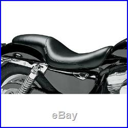 Le Pera Silhouette Smooth Full-Length Seat 2007-2009 Harley Sportster 4.5 Gal