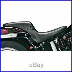 Le Pera Smooth Daytona Full Length Seat 1984-99 Harley Softail FXST FLST