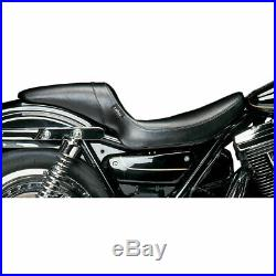 Le Pera Smooth Daytona Sport Full Length Seat 1982-94 & 1999-2000 Harley FXR
