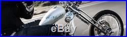 Narrow Springer Front End -4 Under Stock Length For Harley & Custom Bikes New