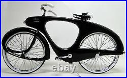 Rare Vintage Bicycle Classic 1950s Bike Cycle Metal Model Length 12 Inches