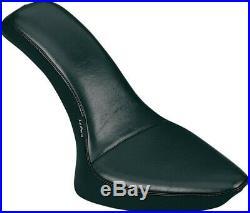 Seat cobra full-length smooth black HARLEY DAVIDSON SOFTAIL HERITAGE SPRING