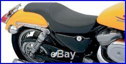 Seat predator rear full length vinyl black HARLEY DAVIDSON SPORTSTER XLH XL