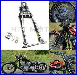 Springer Front End Stock Length (22) Wishbone For Harley & Custom Bike New