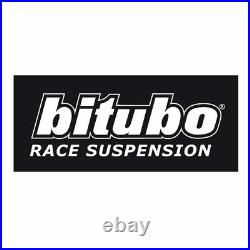 Stoßdämpfer Hintere Bitubo Hd012wme03 Harley Davidson Int. /length 270mm 0